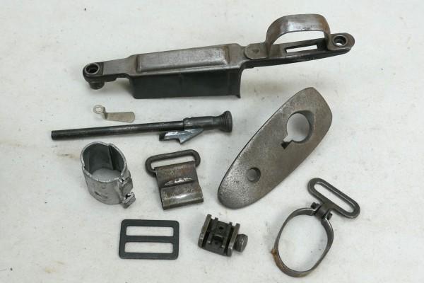 M1 Garand Rifle Springfield freie Waffenteile Einzelteile Anbauteile / Spare Parts US Army #6